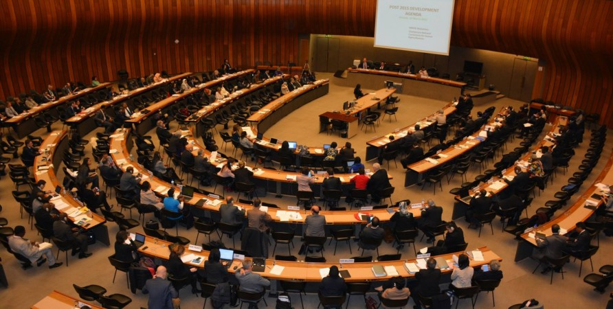 Meeting of the International Coordinating Committee of National Institutions in Geneva