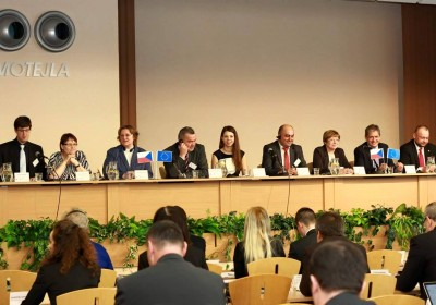 Public Defender Attended International Conference Dedicated to the 15th Anniversary of Work of the Public Defender of Rights of the Czech Republic
