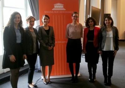 შეხვედრები პოლონეთში – დისკრიმინაციის საკითხებზე