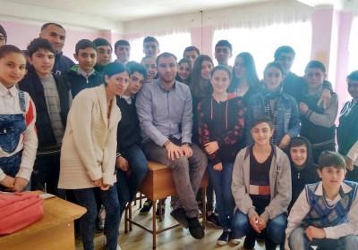 ტრენინგები დისკრიმინაციის საკითხებზე სკოლის მოსწავლეებისათვის ბათუმსა და ქობულეთში