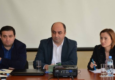 Meetings of the Public Defender with Ozurgeti Residents