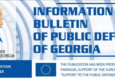 Bulletin, Periodic Edition – March, 2015