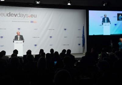 ევროპის განვითარების დღეები ბრიუსელში