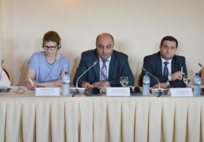 Joint Meeting of the Public Defender of Georgia and the UN Women to Support Gender Equality