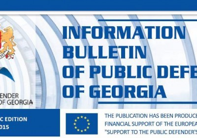 Bulletin, Periodic Edition – June, 2015