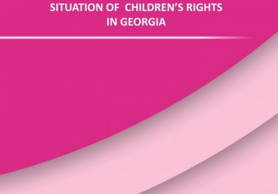Situation of Children's Rights in Georgia