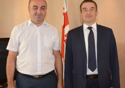 Public Defender Meets with New Head of the Council of Europe Office in Georgia