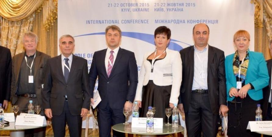 Public Defender's Visit to Ukraine