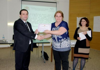 Human Rights Academy Holds Training for Teachers