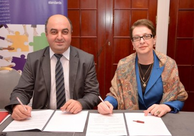 Memorandum of Cooperation Signed between Public Defender's Office and Supreme Court