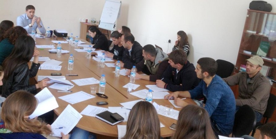 Training in National and International Mechanisms of Protection of Human Rights