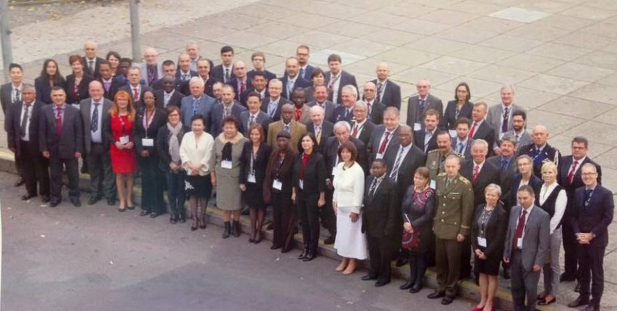 Public Defender's Office Takes Part in 7th International Conference of Ombudsmen for Armed Forces