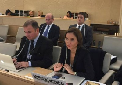Public Defender's Delegation Attends United Nations Universal Periodic Review