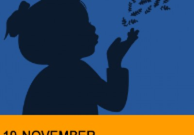 19 November is World Day for Prevention of Child Abuse