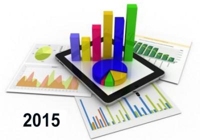 განცხადების შესახებ ზოგადი სტატისტიკა - 2015 მესამე კვარტალი