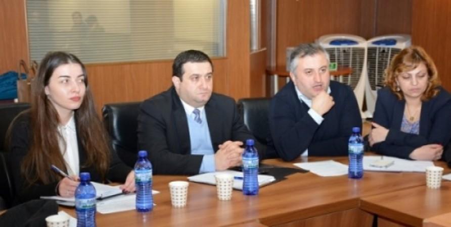 Meeting of Council of National Minorities
