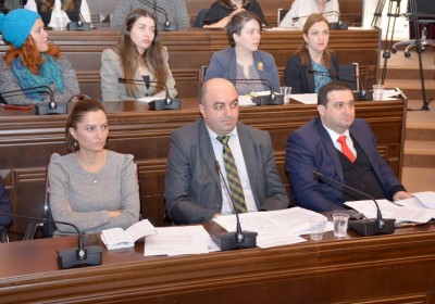 Report of the Ministry of Internal Affairs on Implementation of Public Defender's Recommendations
