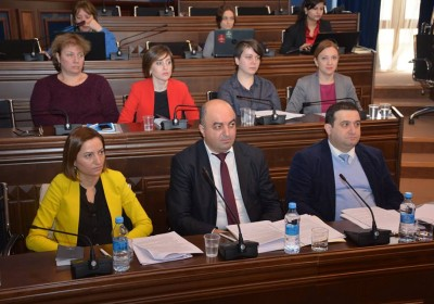 Report of Ministry of Corrections on Implementation of Public Defender's Recommendations
