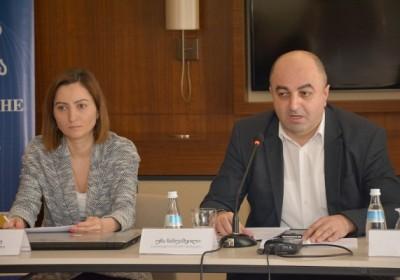 Public Defender Meets MPs concerning Creation of Independent Investigative Mechanism
