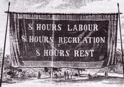 1 მაისი მშრომელთა უფლებების დაცვის საერთაშორისო დღეა