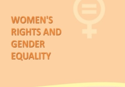 Women's Rights and Gender Equality