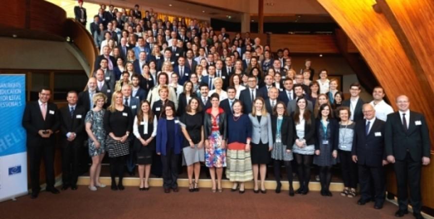 მონაწილეობა ევროსაბჭოს ადამიანის უფლებების შესახებ სამართლის სპეციალისტების განათლების (HELP) პლატფორმის წლიურ კონფერენციაში