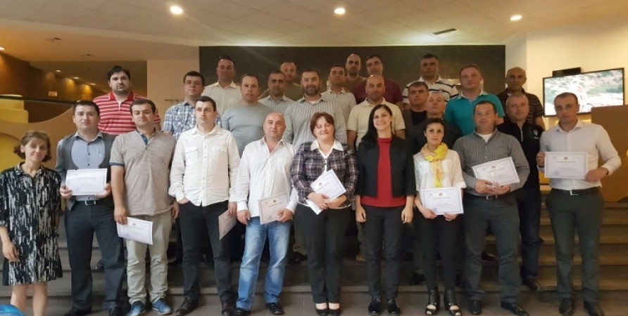 Training of Human Rights Academy of Public Defender for Defense Ministry Staff