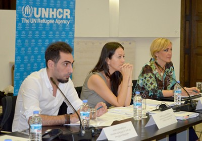Training of Human Rights Academy of Public Defender on International Protection of Refugees