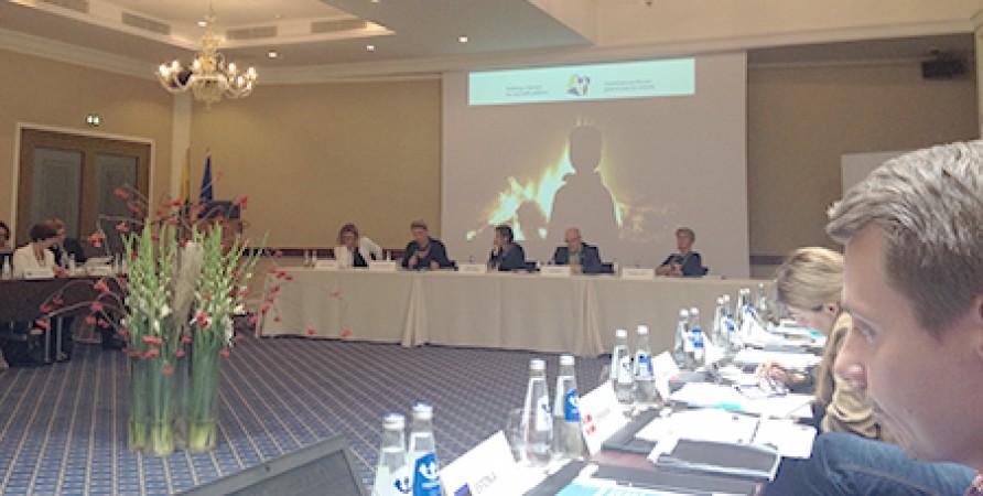 ბავშვთა ომბუდსმენების ევროპული ქსელის ყოველწლიური კონფერენცია