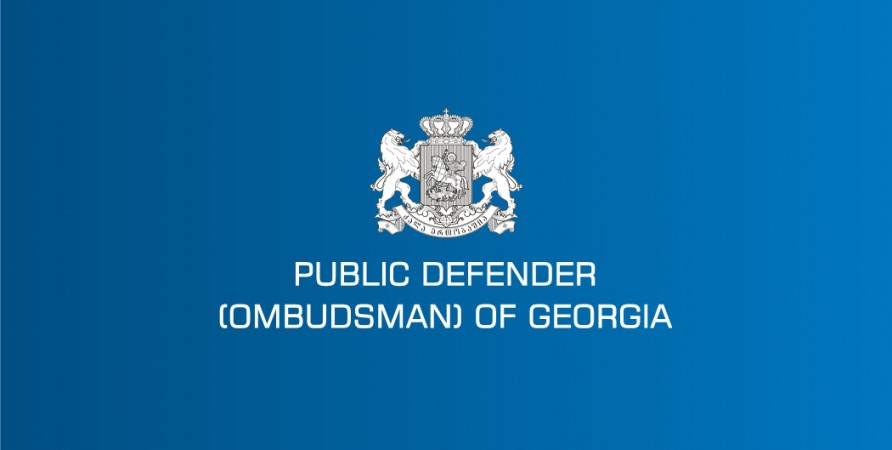 Public Defender of Georgia Establishes Case of Discrimination in relation to Natural Person